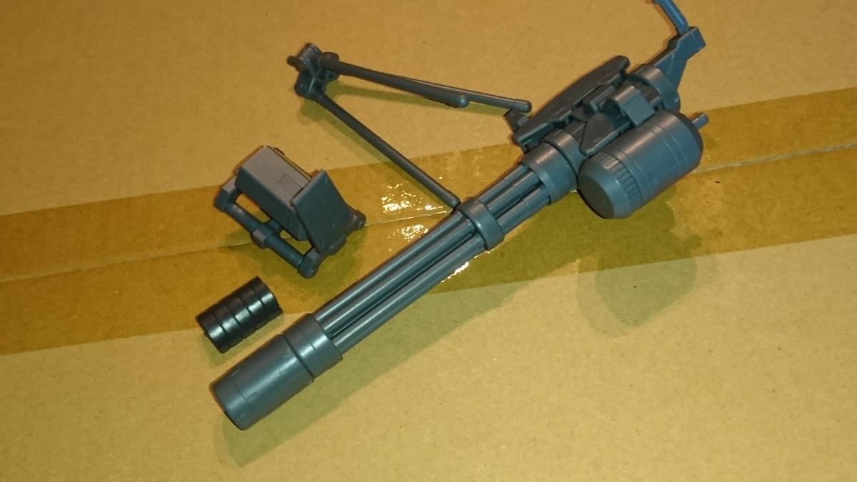 MG1/100ギラドーガ ガトリンク砲追加_画像4