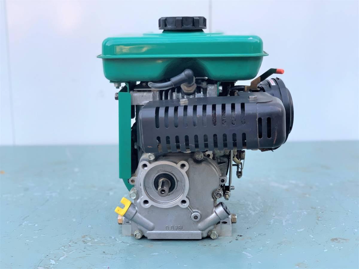 カワサキ ガソリンエンジン 発動機 『 FA76D 』 2.2馬力 _画像4