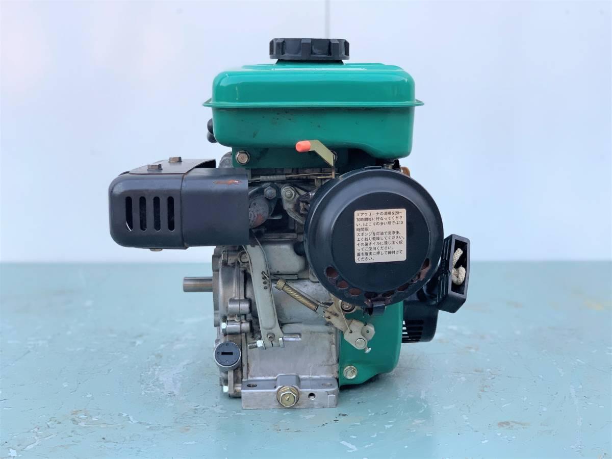 カワサキ ガソリンエンジン 発動機 『 FA76D 』 2.2馬力 _画像5