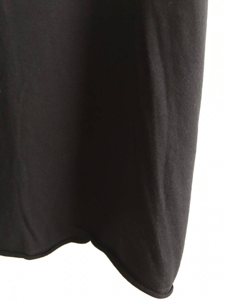 YY ◆ 2 ◆ Yohji Yamamoto Tシャツ y-3 ワイズ y'sブラック ビッグT 丸首 Pour Homme ヨウジヤマモトプールオム カットソー 半袖 17_画像4