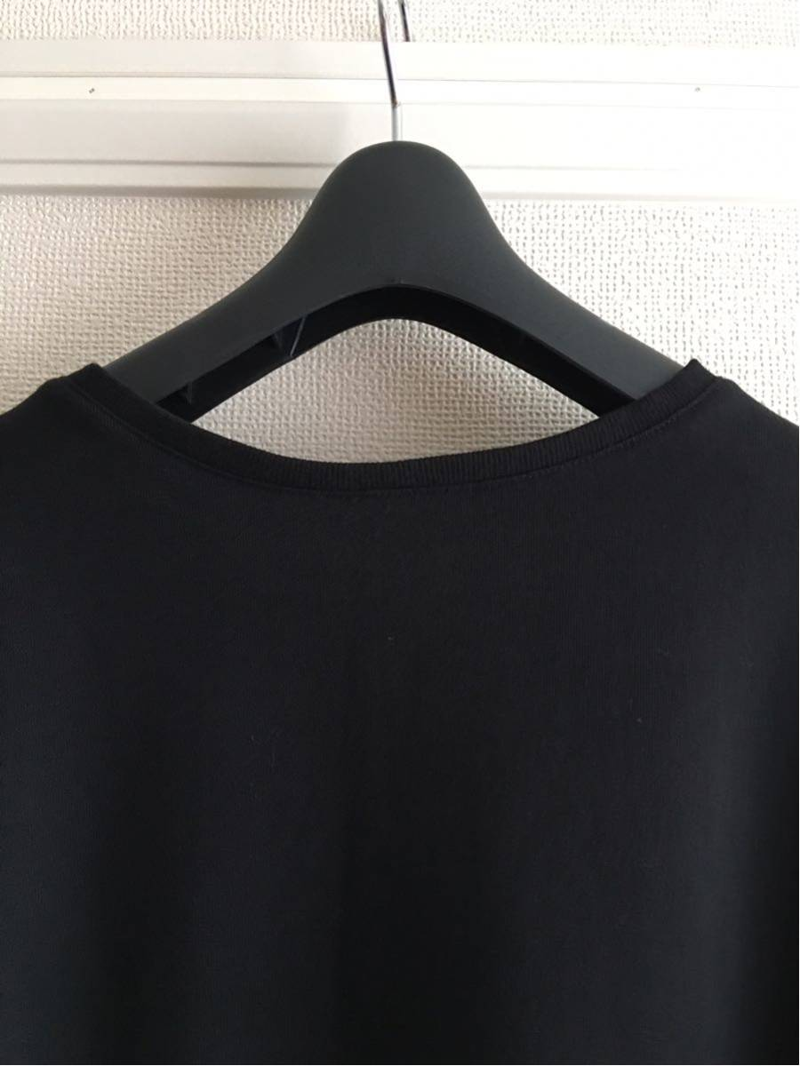 YY ◆ 2 ◆ Yohji Yamamoto Tシャツ y-3 ワイズ y'sブラック ビッグT 丸首 Pour Homme ヨウジヤマモトプールオム カットソー 半袖 17_画像10
