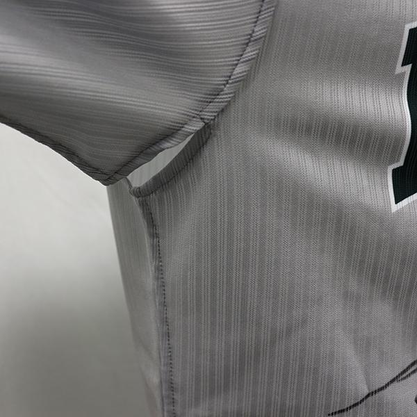 [チャリティ]福岡ソフトバンクホークス 吉鶴コーチ 関西クラッシックユニフォーム上下セット_画像5