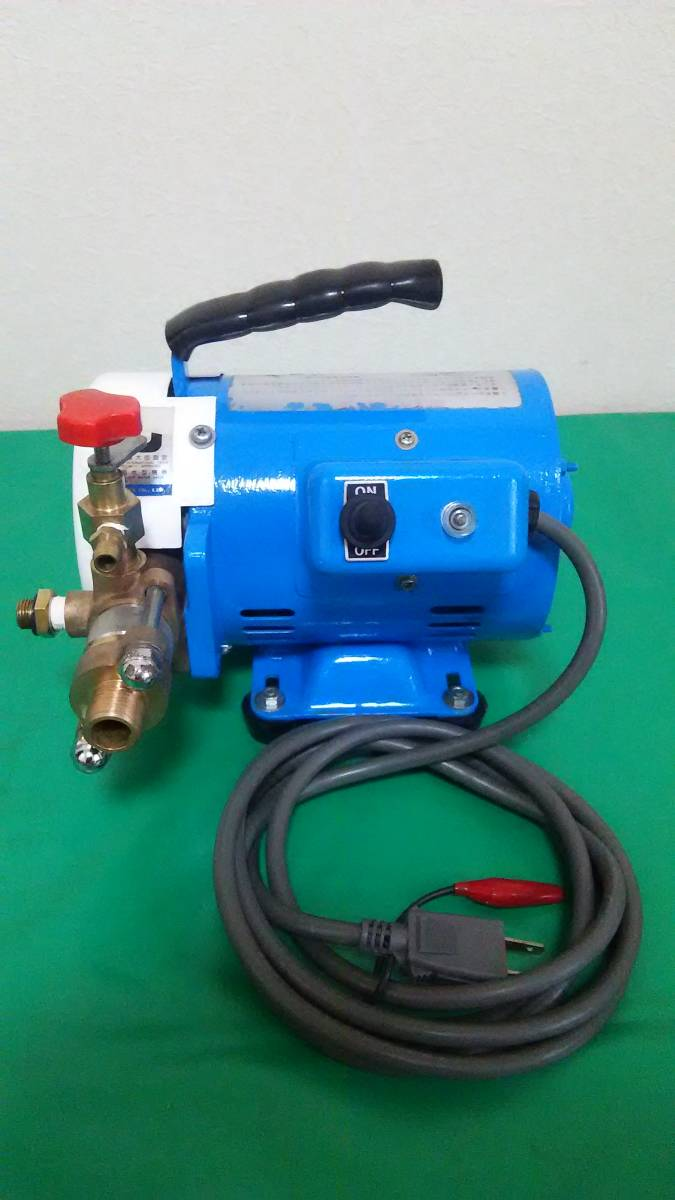 キョーワKY20A.高圧洗浄ポンプ/エアコン洗浄/噴霧器/消毒/テストポンプ/_画像2