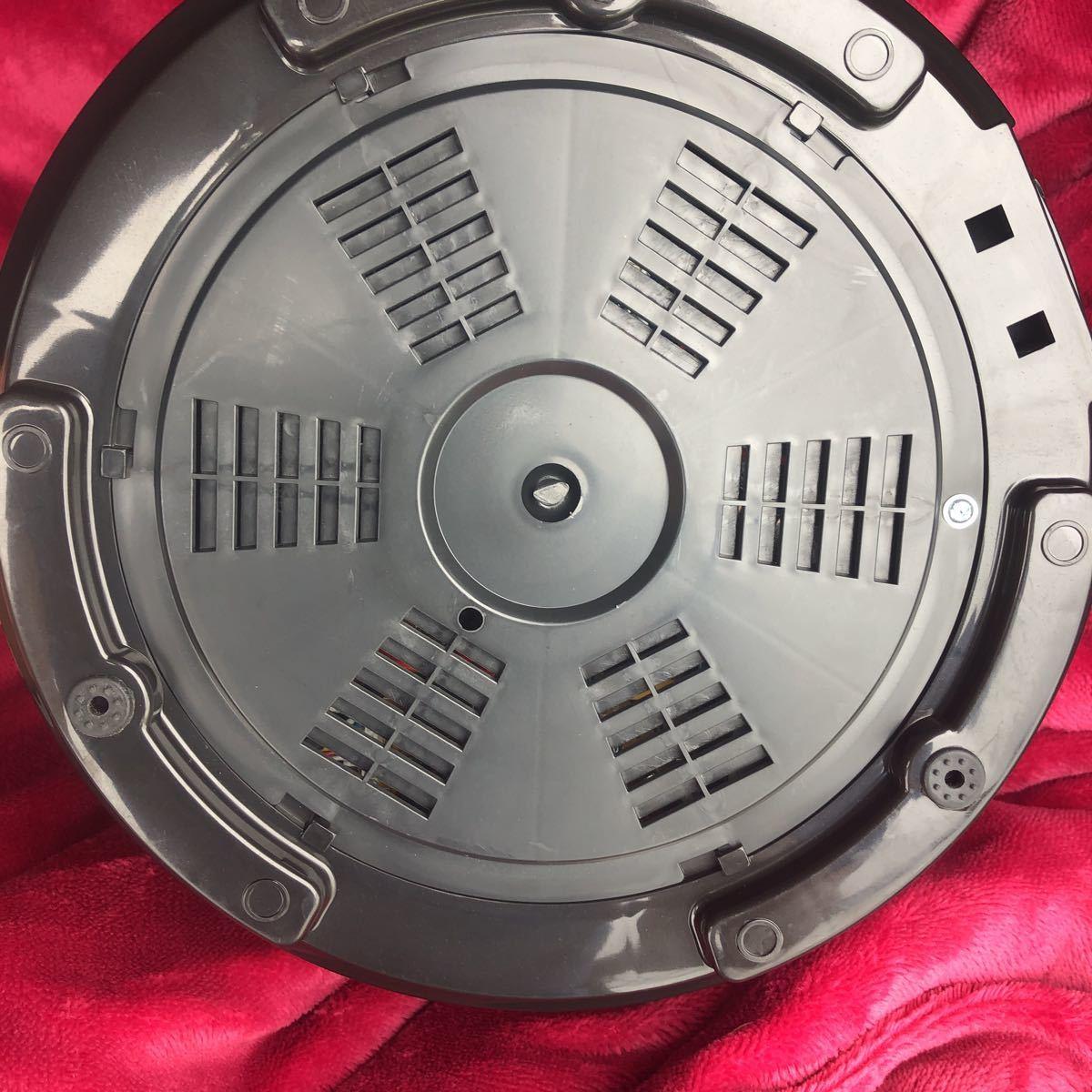 送料込み!ショップジャパンの電気圧力鍋 プレッシャーキングプロ_画像7