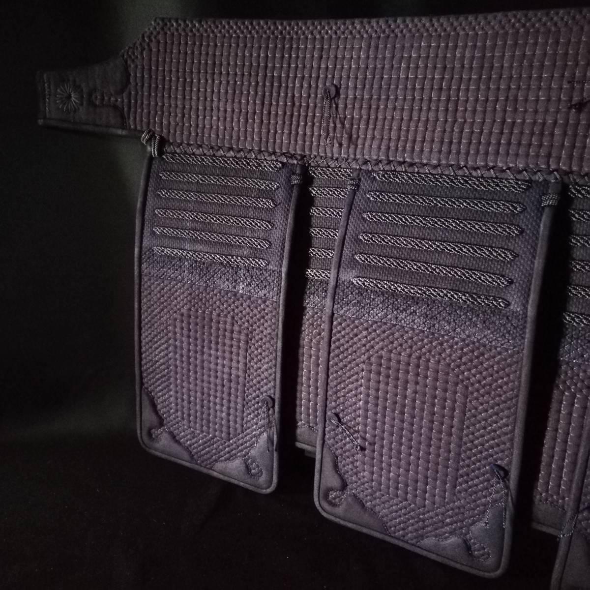 月産限定10セット オーダーメイド織刺2.5分手刺セット 選べる内輪素材 布団の長さ幅もお好みで 子供用可 _体格に適したサイズで製作致します