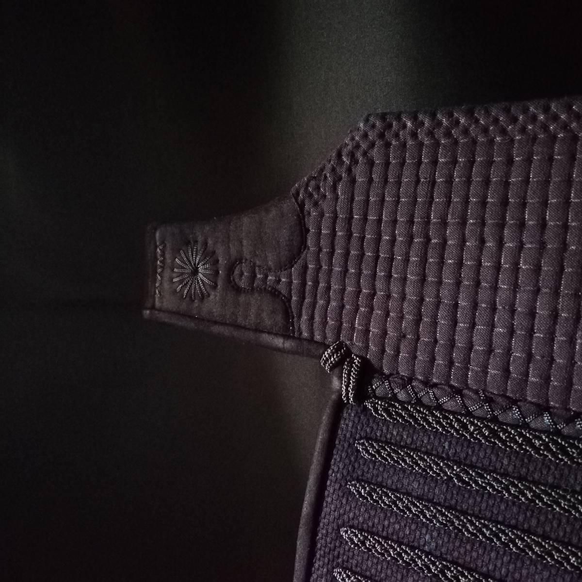 月産限定10セット オーダーメイド織刺2.5分手刺セット 選べる内輪素材 布団の長さ幅もお好みで 子供用可 _画像7