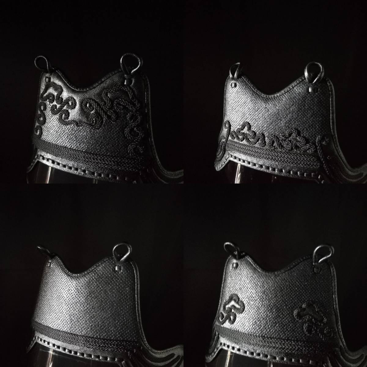 月産限定10セット オーダーメイド織刺2.5分手刺セット 選べる内輪素材 布団の長さ幅もお好みで 子供用可 _胴胸はお好みの模様で製作致します