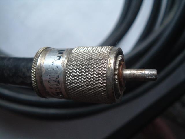 KYOWA  同軸ケーブル 10DーFB  長さ26M  取り外し品 (ジャンク品)_画像4