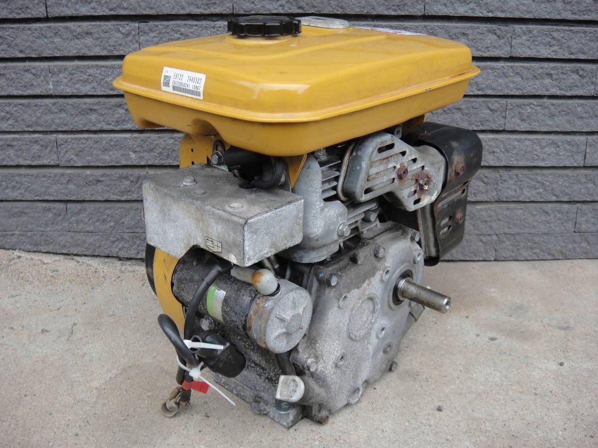SUBARU ロビン 汎用エンジン 発動機 EH12-2BS セル付き OHV 減速_画像7