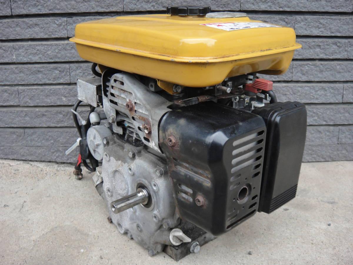 SUBARU ロビン 汎用エンジン 発動機 EH12-2BS セル付き OHV 減速_画像5