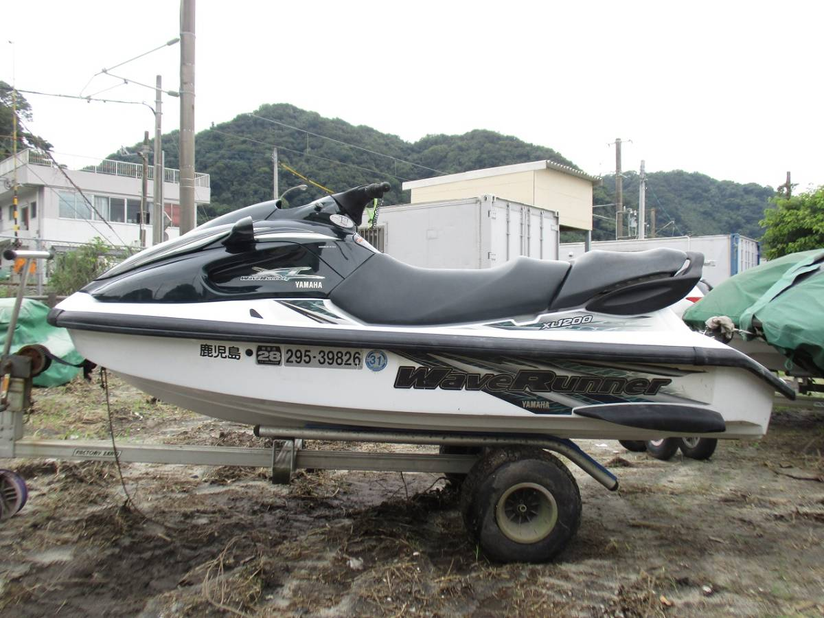 ●【売り切り】YAMAHAヤマハ WAVERUNNERウェイブランナー_XL1200_1999年進水品●_画像3