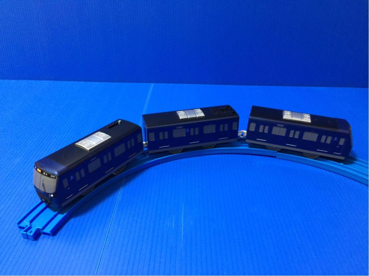 YS059B プラレール 大量 レイアウト 車両 相模鉄道 20000系 _画像2