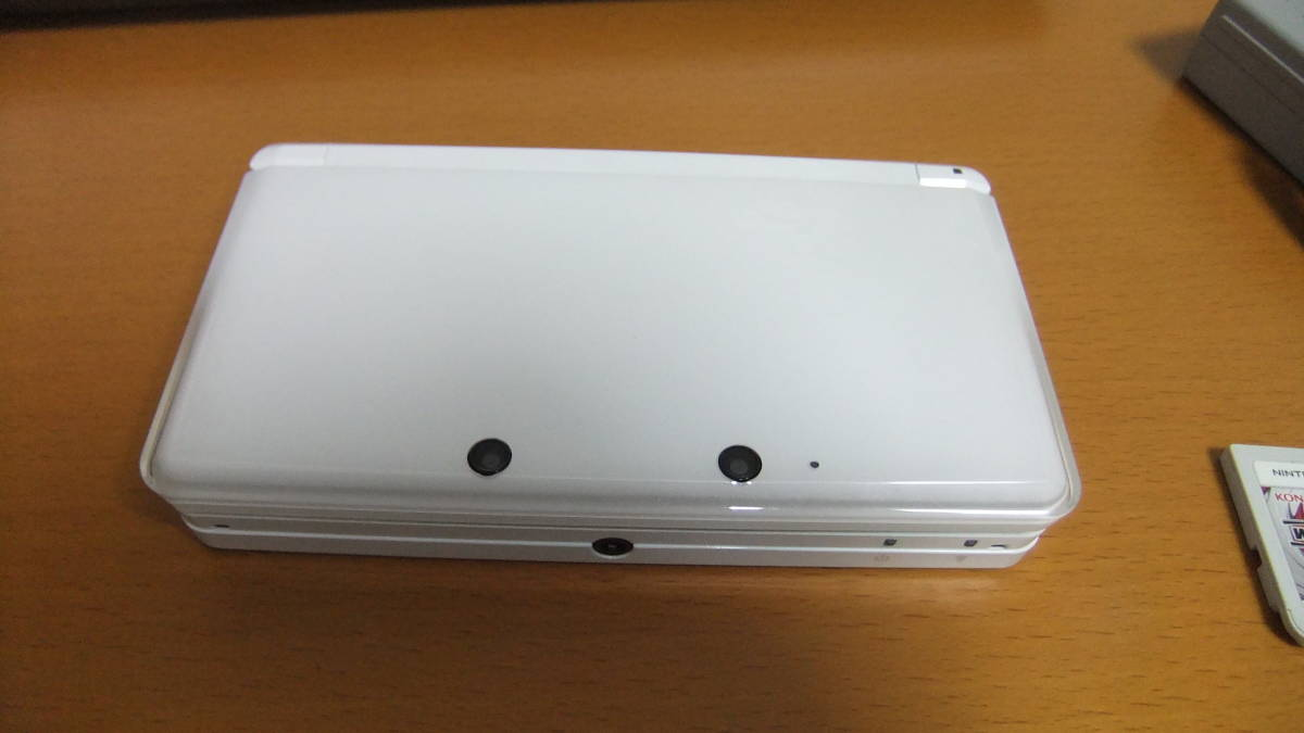 ニンテンドー Nintendo 3DS CTR-S-JPN-CO専用ACアダプタ&ソフト付き_画像5