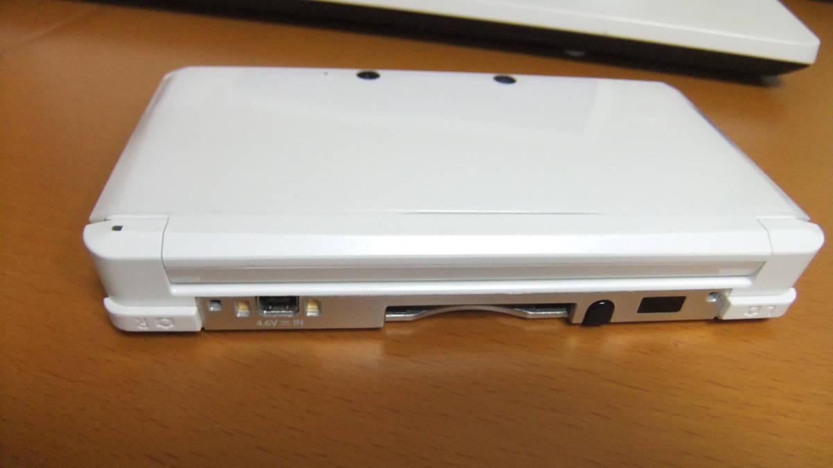 ニンテンドー Nintendo 3DS CTR-S-JPN-CO専用ACアダプタ&ソフト付き_画像6