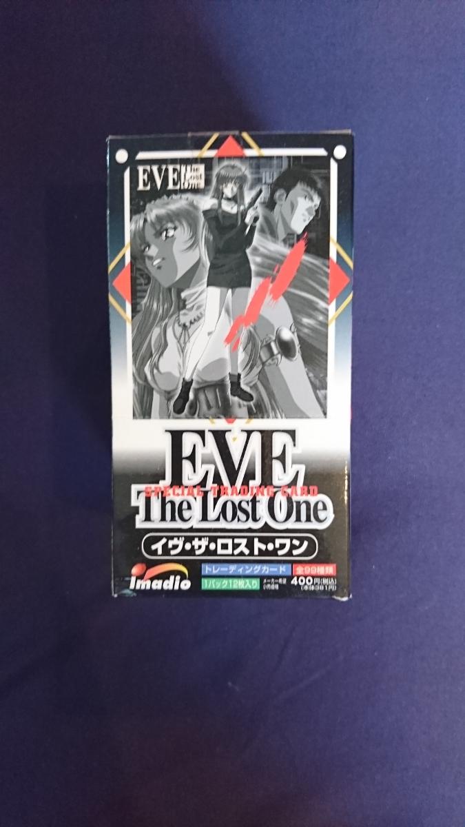 EVE The Lost One イヴ・ザ・ロスト・ワン トレーディングカード 1BOX 1箱_画像1