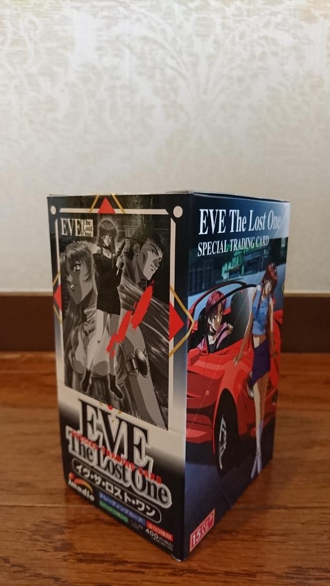 EVE The Lost One イヴ・ザ・ロスト・ワン トレーディングカード 1BOX 1箱_画像4