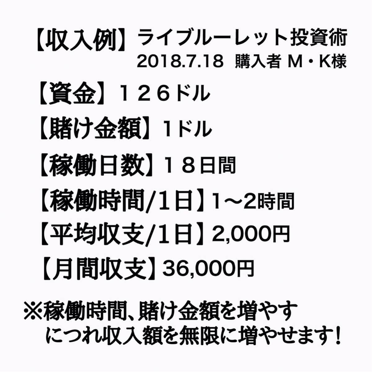 《先着3名様限定》通常価格¥90,000円⇒先着限定価格¥6,980円 完全オリジナル極秘投資術セット 攻略法 仮想通貨 FX 投資 カジノ 副業_画像3