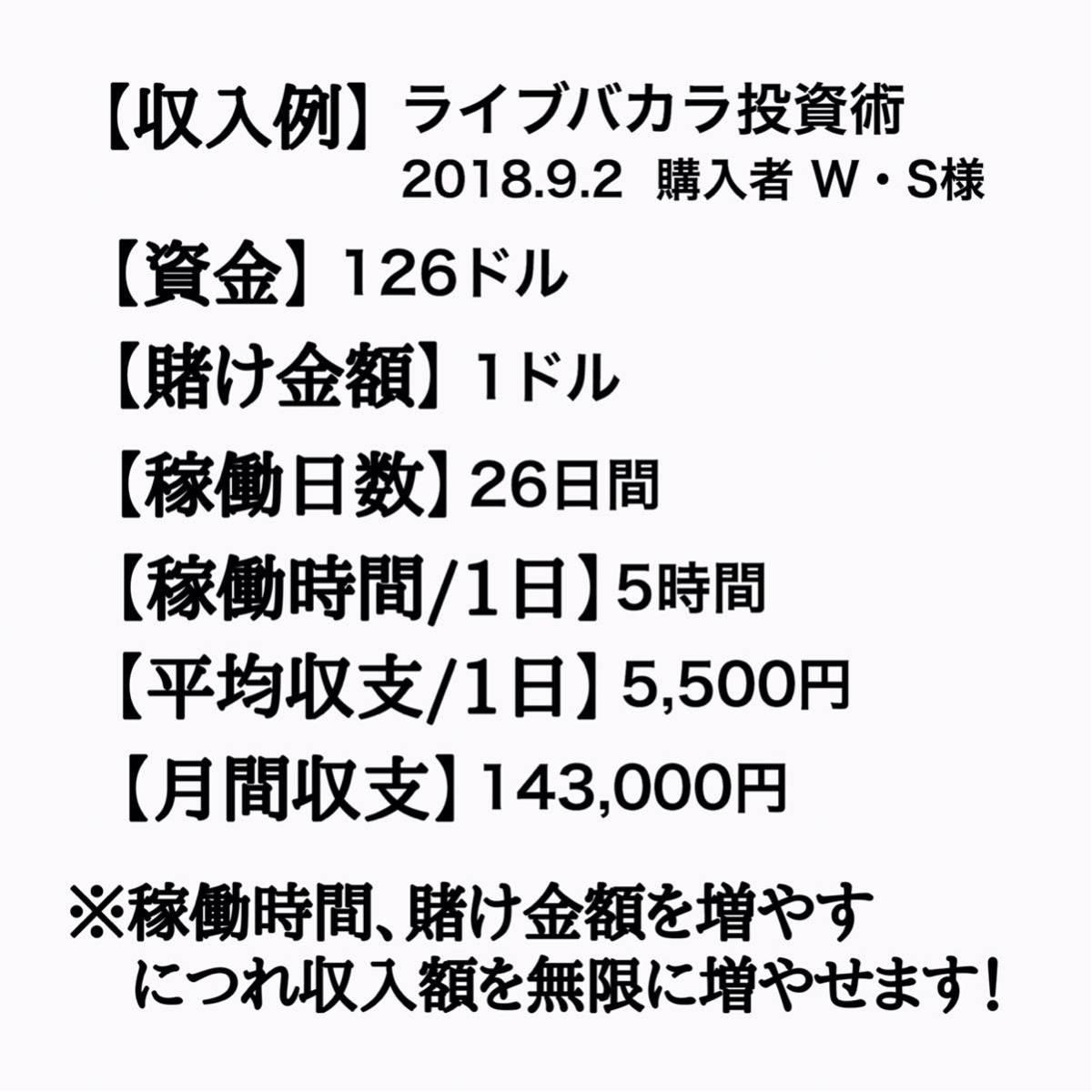 《先着3名様限定》通常価格¥90,000円⇒先着限定価格¥6,980円 完全オリジナル極秘投資術セット 攻略法 仮想通貨 FX 投資 カジノ 副業_画像6