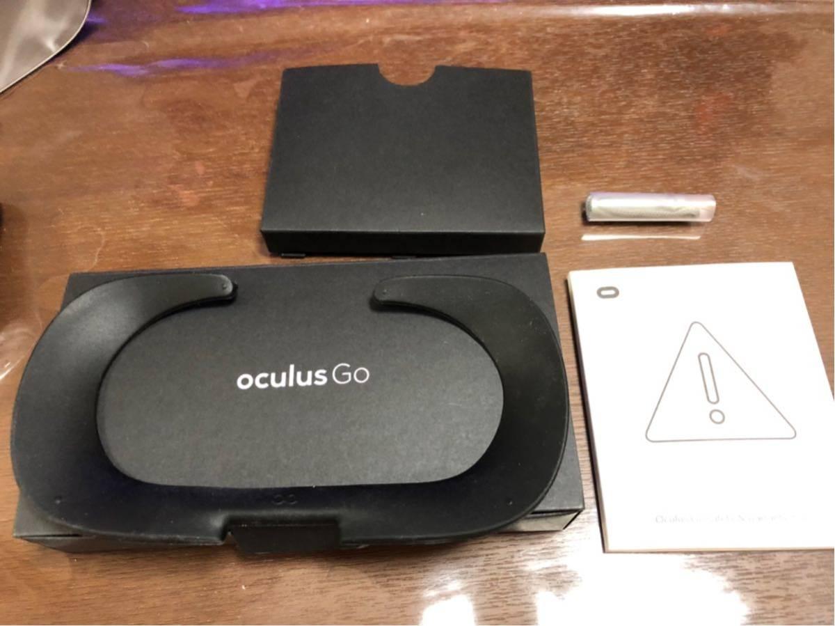 美品 送料込み Oculus Go 64GB 中古使用頻度10時間程度_画像4