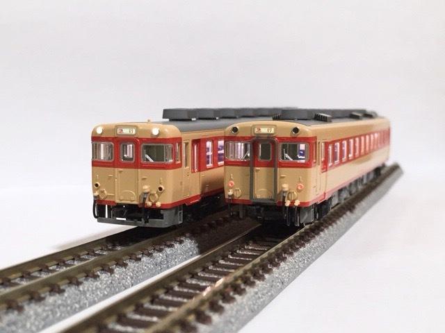 ◯KATO 6117 キハ65 + 6113 キハ58(M)動力,トレーラ改善 改良 調整加工 限定《企画品》_画像1