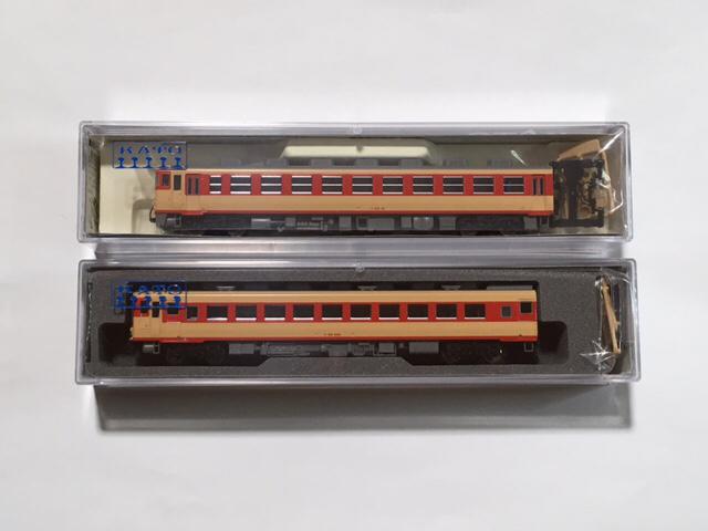 ◯KATO 6117 キハ65 + 6113 キハ58(M)動力,トレーラ改善 改良 調整加工 限定《企画品》_画像6