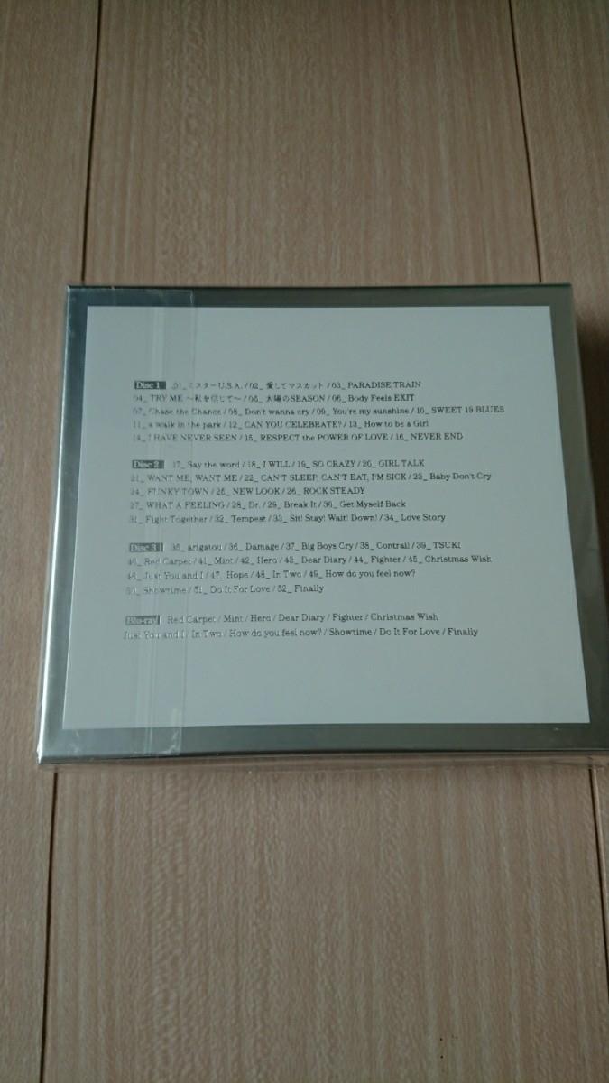 新品未開封 初回限定盤 安室奈美恵 3cd+ DVD 初回盤 boxスリーブ namieamuro cd ベストアルバム finally dvd スリーブボックス 安室ちゃん_画像2