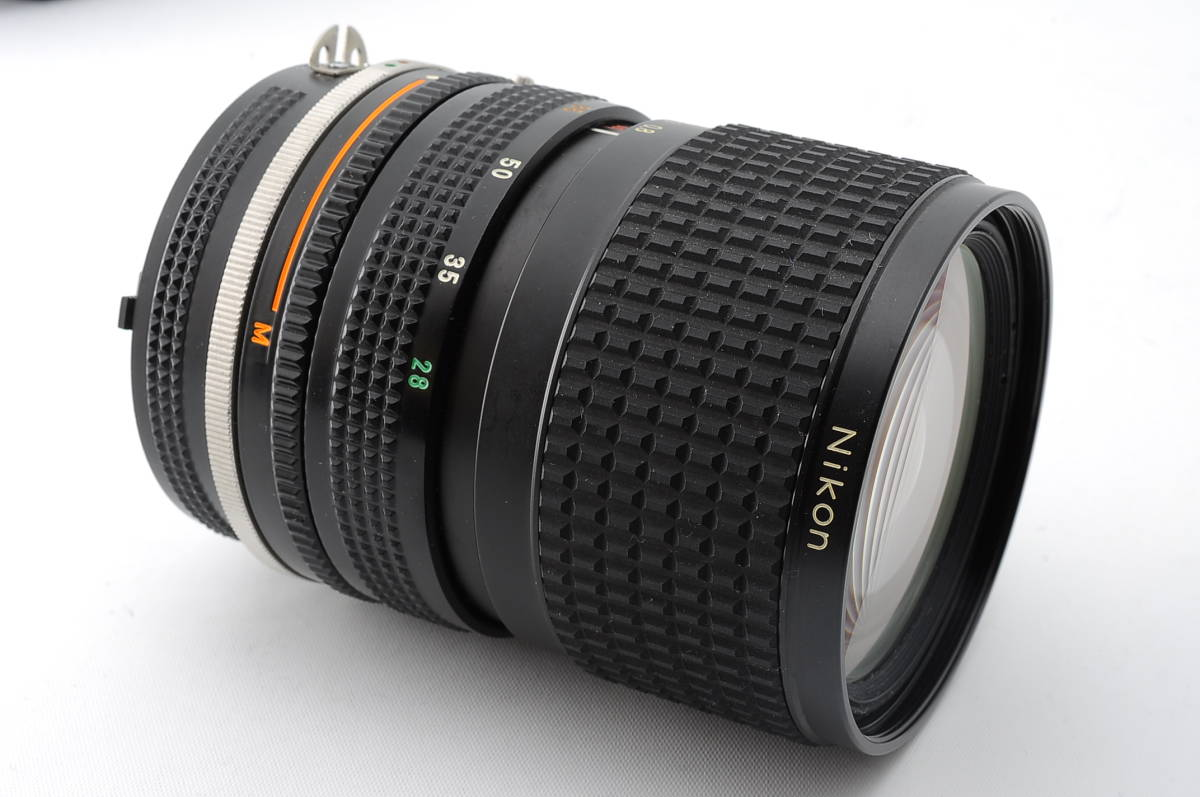 ★希少銘玉★ニコン Nikon Ai-s Zoom NIKKOR 28-85mm F3.5-4.5♯1838_画像10