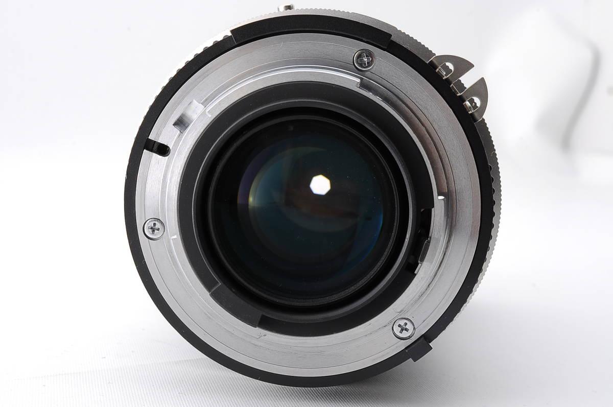 ★希少銘玉★ニコン Nikon Ai-s Zoom NIKKOR 28-85mm F3.5-4.5♯1838_画像9