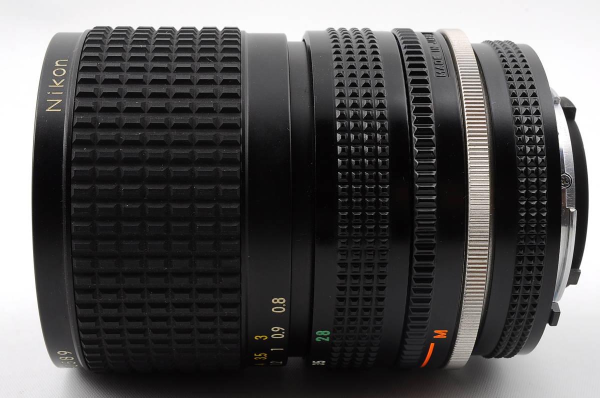 ★希少銘玉★ニコン Nikon Ai-s Zoom NIKKOR 28-85mm F3.5-4.5♯1838_画像6