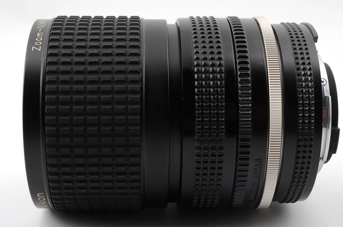★希少銘玉★ニコン Nikon Ai-s Zoom NIKKOR 28-85mm F3.5-4.5♯1838_画像5