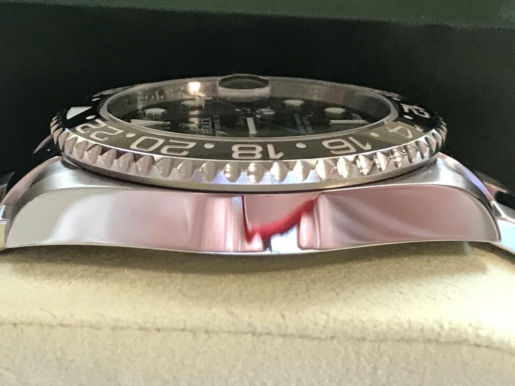 ロレックス GMTマスターⅡ 116710LN  O/H済_画像5