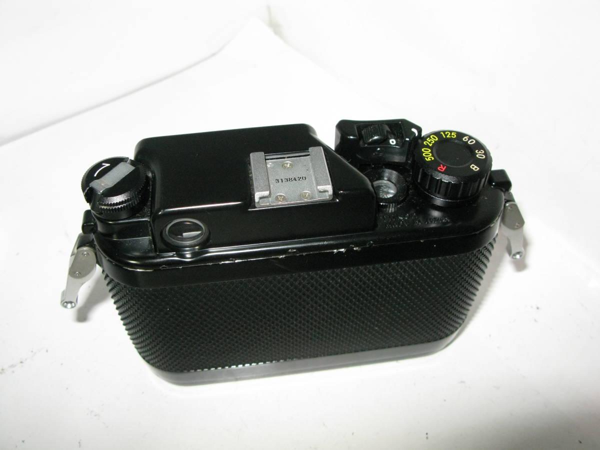 Nikon NIKONOS ニコノス Ⅲ (35mmf2.5付き) ■ 10550 _画像3
