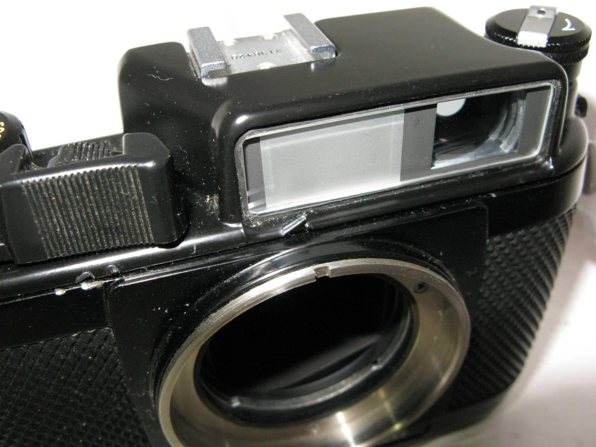 Nikon NIKONOS ニコノス Ⅲ (35mmf2.5付き) ■ 10550 _画像4