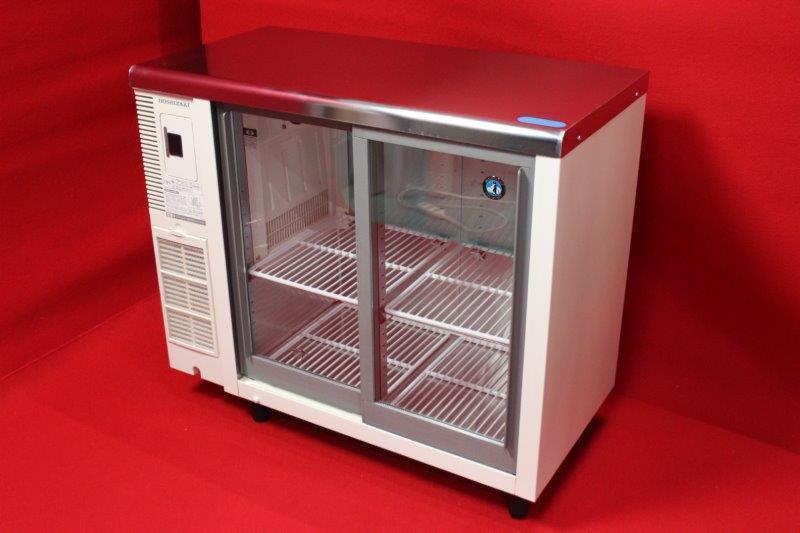 [D02249] HOSHIZAKI ホシザキ テーブル形冷蔵ショーケース RTS-90STB2 2014年製 コールドテーブル_画像2