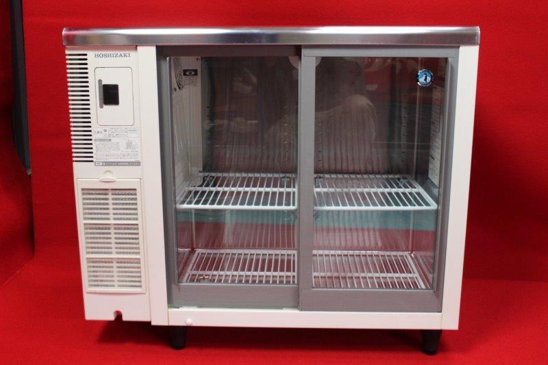 [D02249] HOSHIZAKI ホシザキ テーブル形冷蔵ショーケース RTS-90STB2 2014年製 コールドテーブル