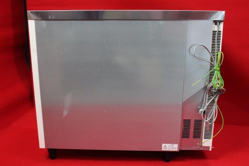 [D02249] HOSHIZAKI ホシザキ テーブル形冷蔵ショーケース RTS-90STB2 2014年製 コールドテーブル_画像7