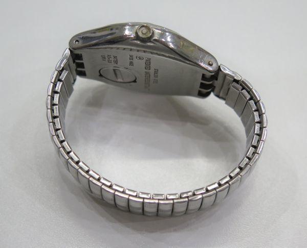 ◆SWATCH◆スウォッチ 腕時計 クォーツ おまとめ2点 ジャンク品 中古 保管品_画像10