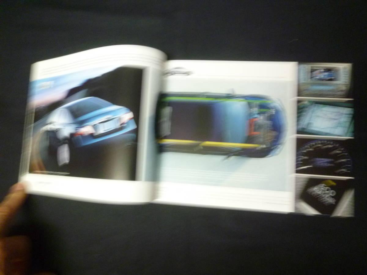 【輸出仕様】2009年モデルトヨタ 北米仕様 英語版 総合カタログ ~TOYOTA Motor Sales U.S.A 発行【当時もの】_画像4