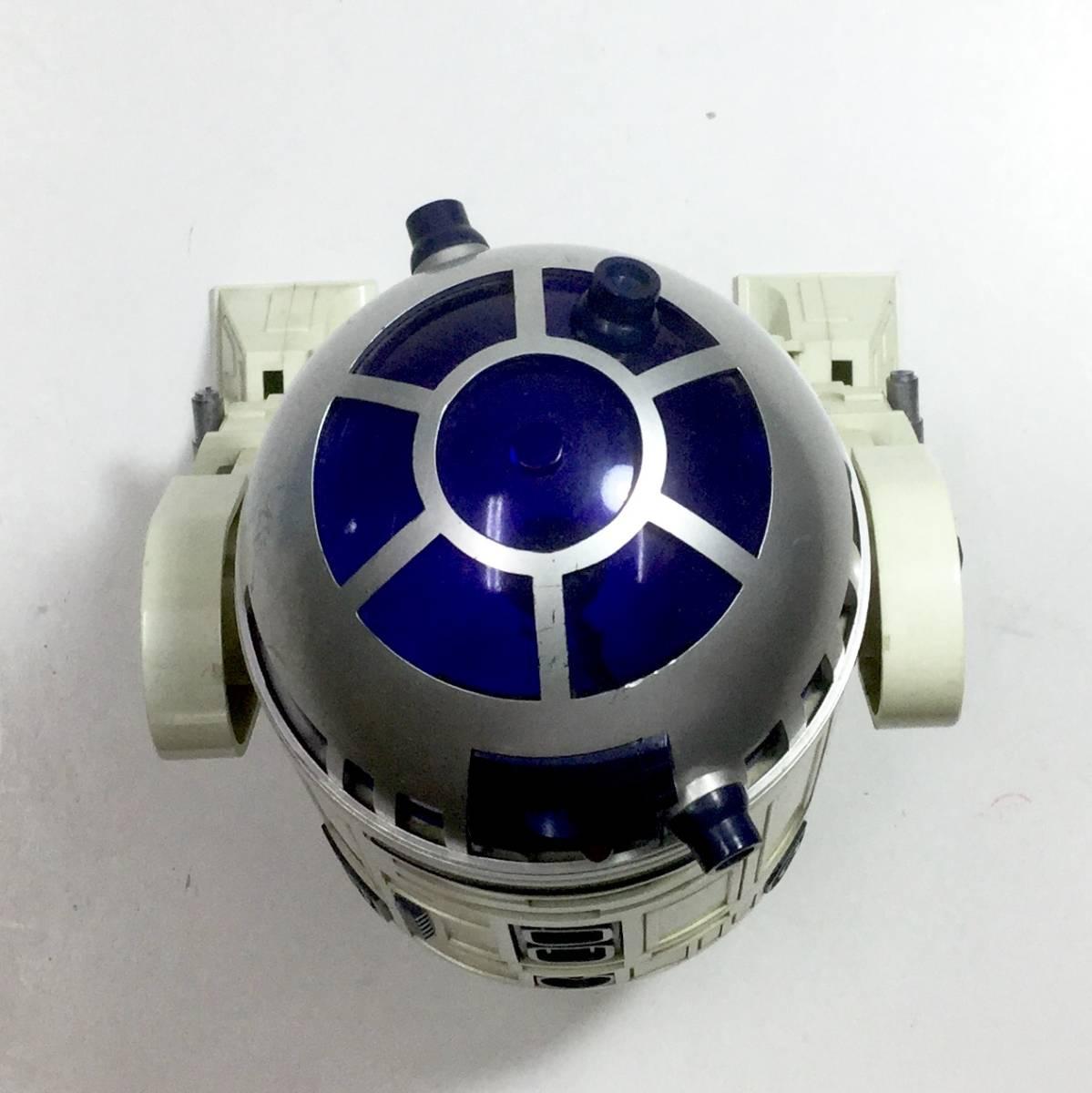 R2-D2 ラジオ 作動品 スターウォーズ 1977年版 コカコーラ 懸賞品 非売品 レトロ ビンテージ _画像6
