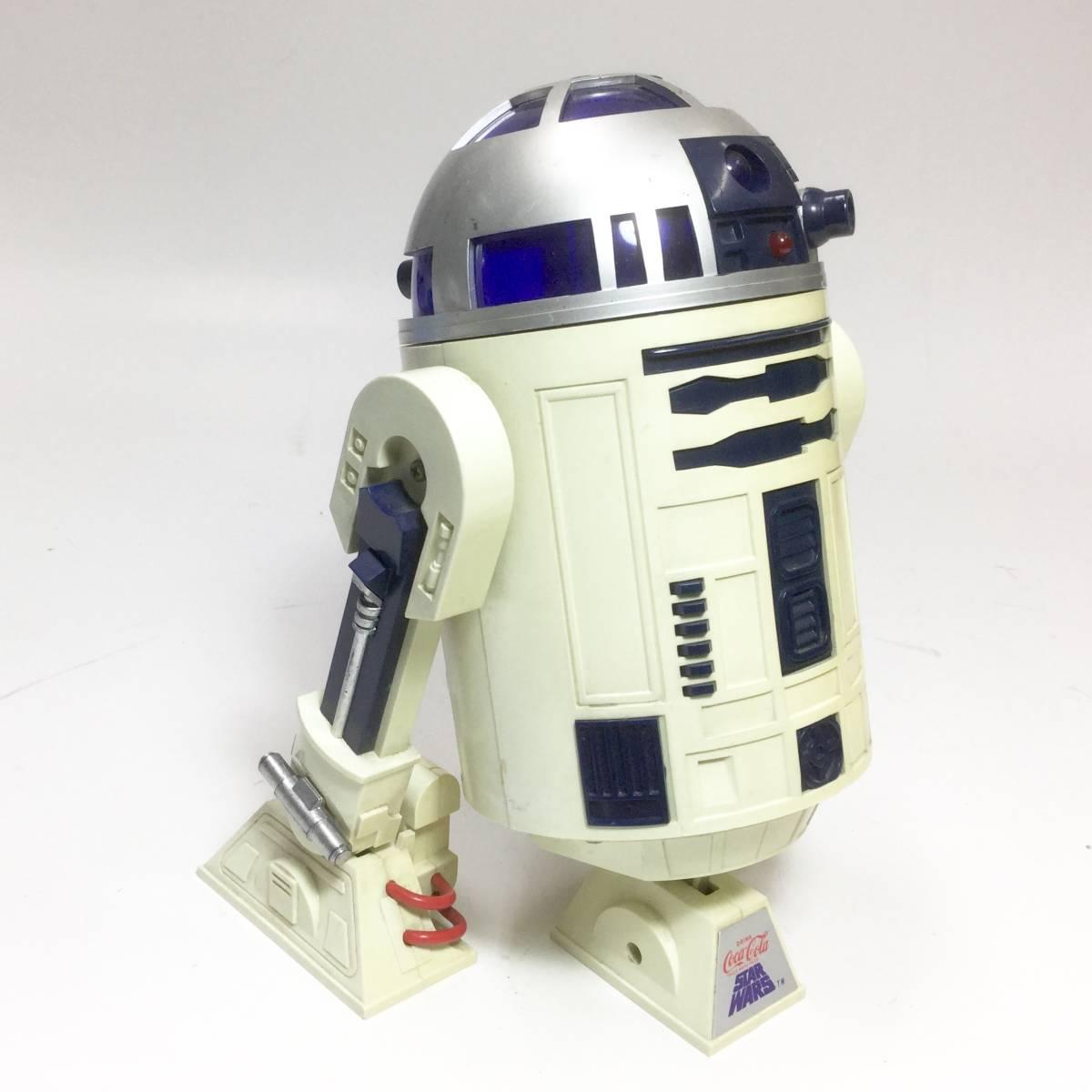 R2-D2 ラジオ 作動品 スターウォーズ 1977年版 コカコーラ 懸賞品 非売品 レトロ ビンテージ _画像3