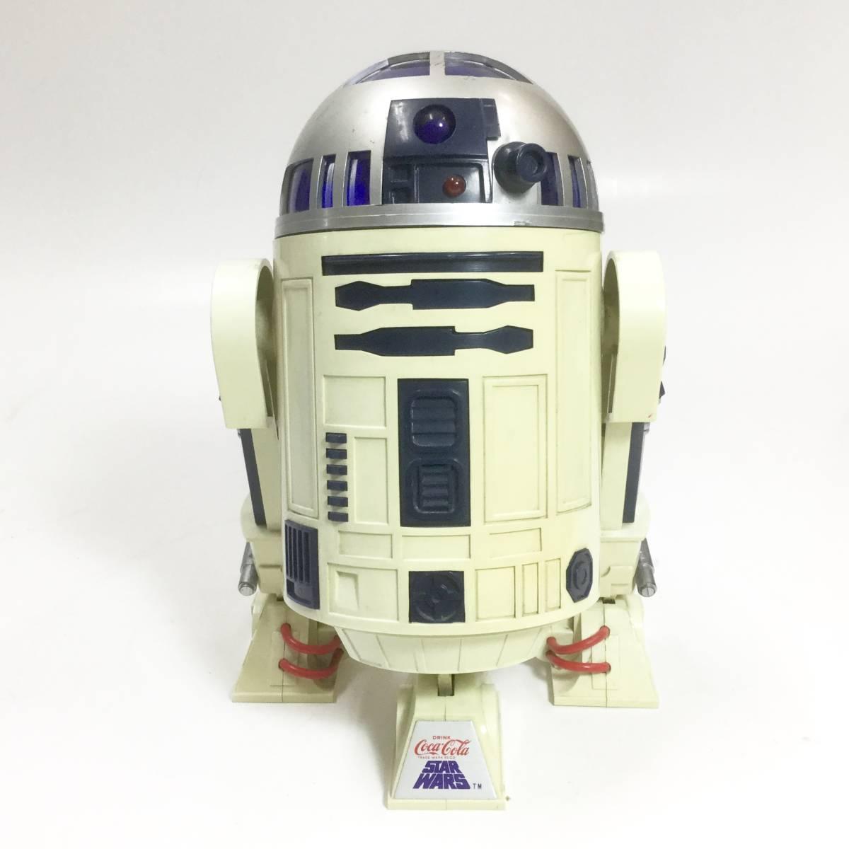 R2-D2 ラジオ 作動品 スターウォーズ 1977年版 コカコーラ 懸賞品 非売品 レトロ ビンテージ
