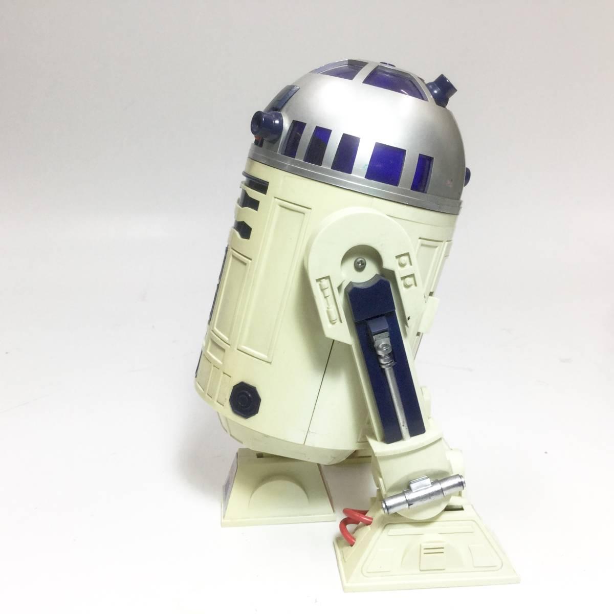 R2-D2 ラジオ 作動品 スターウォーズ 1977年版 コカコーラ 懸賞品 非売品 レトロ ビンテージ _画像5