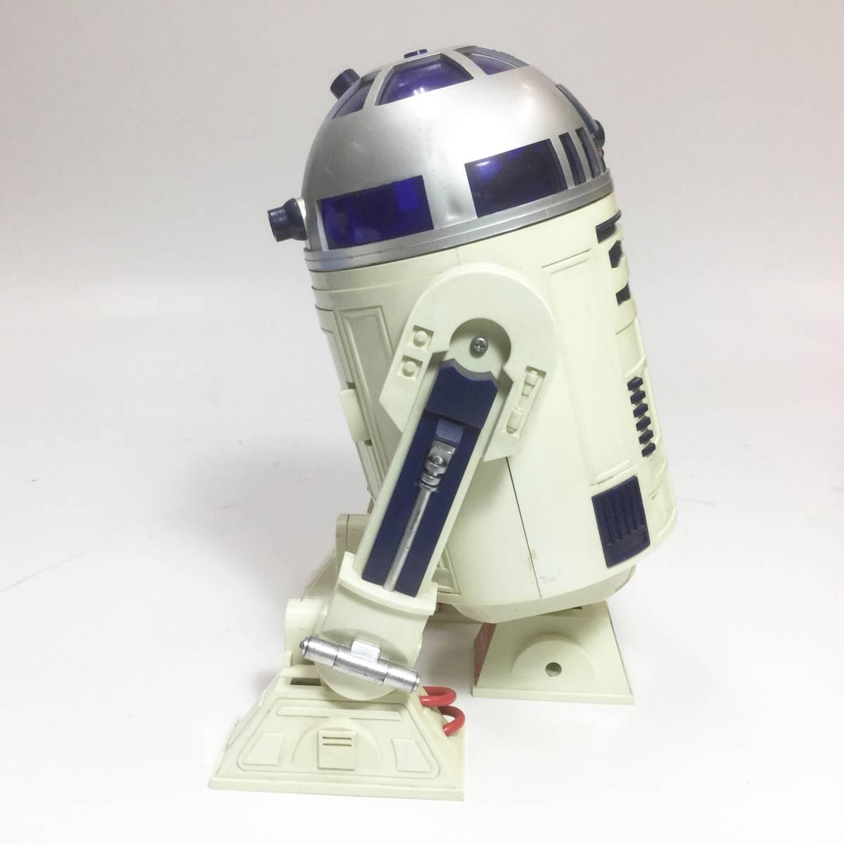 R2-D2 ラジオ 作動品 スターウォーズ 1977年版 コカコーラ 懸賞品 非売品 レトロ ビンテージ _画像4