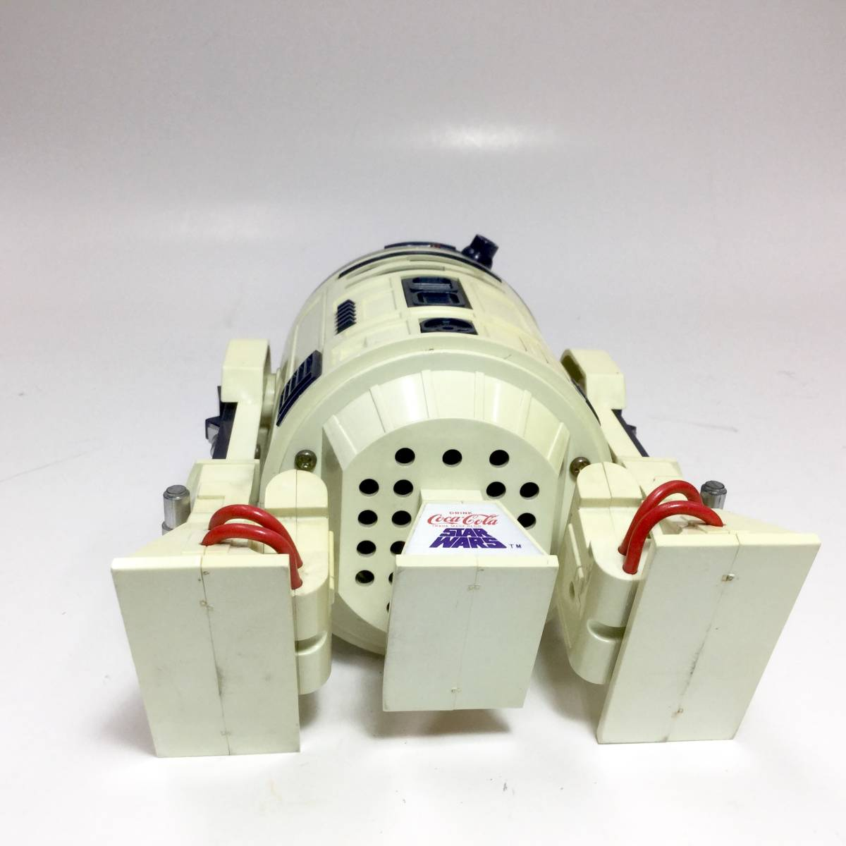 R2-D2 ラジオ 作動品 スターウォーズ 1977年版 コカコーラ 懸賞品 非売品 レトロ ビンテージ _画像10