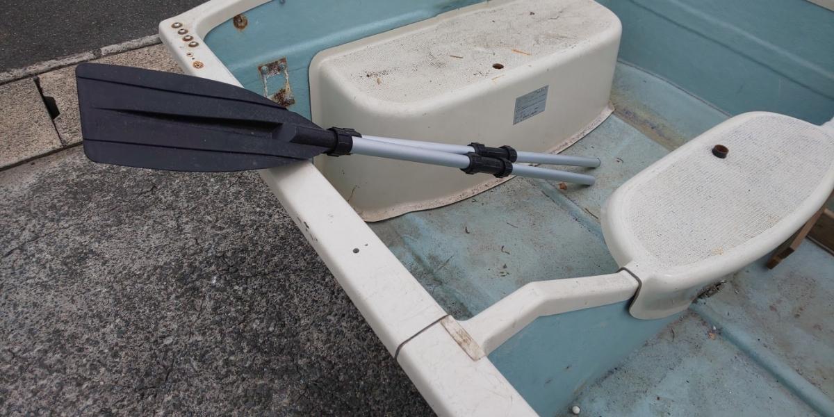 アカシヨット ヤマハ2馬力船外機_画像7