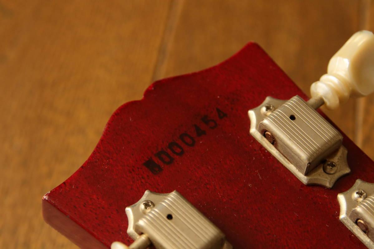 フェルナンデス/Bunnyレスポール RLG60(78~80年代初頭)東海楽器(トーカイ/Tokai)製造 ジャパンビンテージ ジャンク品_画像5