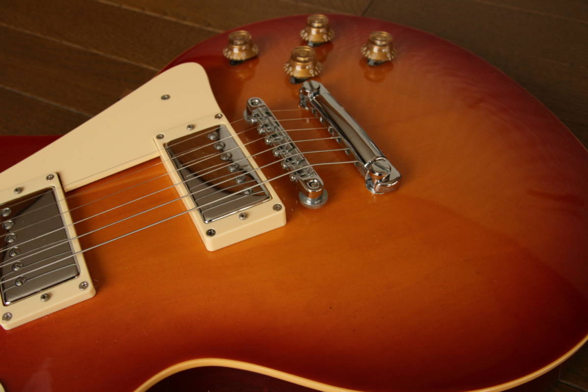 フェルナンデス/Bunnyレスポール RLG60(78~80年代初頭)東海楽器(トーカイ/Tokai)製造 ジャパンビンテージ ジャンク品_画像4