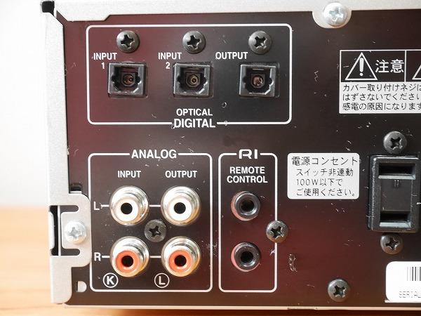 ONKYO オンキョー CDレコーダー CDR-201A ジャンク_画像7