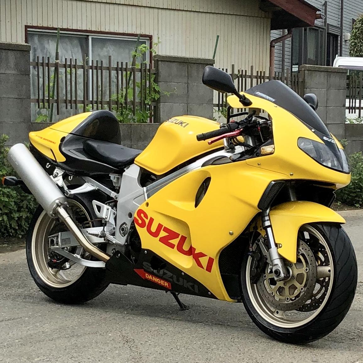 TL1000R VT52A 実動 書類付き 平成10年 大迫力 スズキ 検) TL GSX GT GS FX Z1 XS XJ CB CBR ZX FZ YZF ZZR SS GSF X11 ハヤブサ ゼファー
