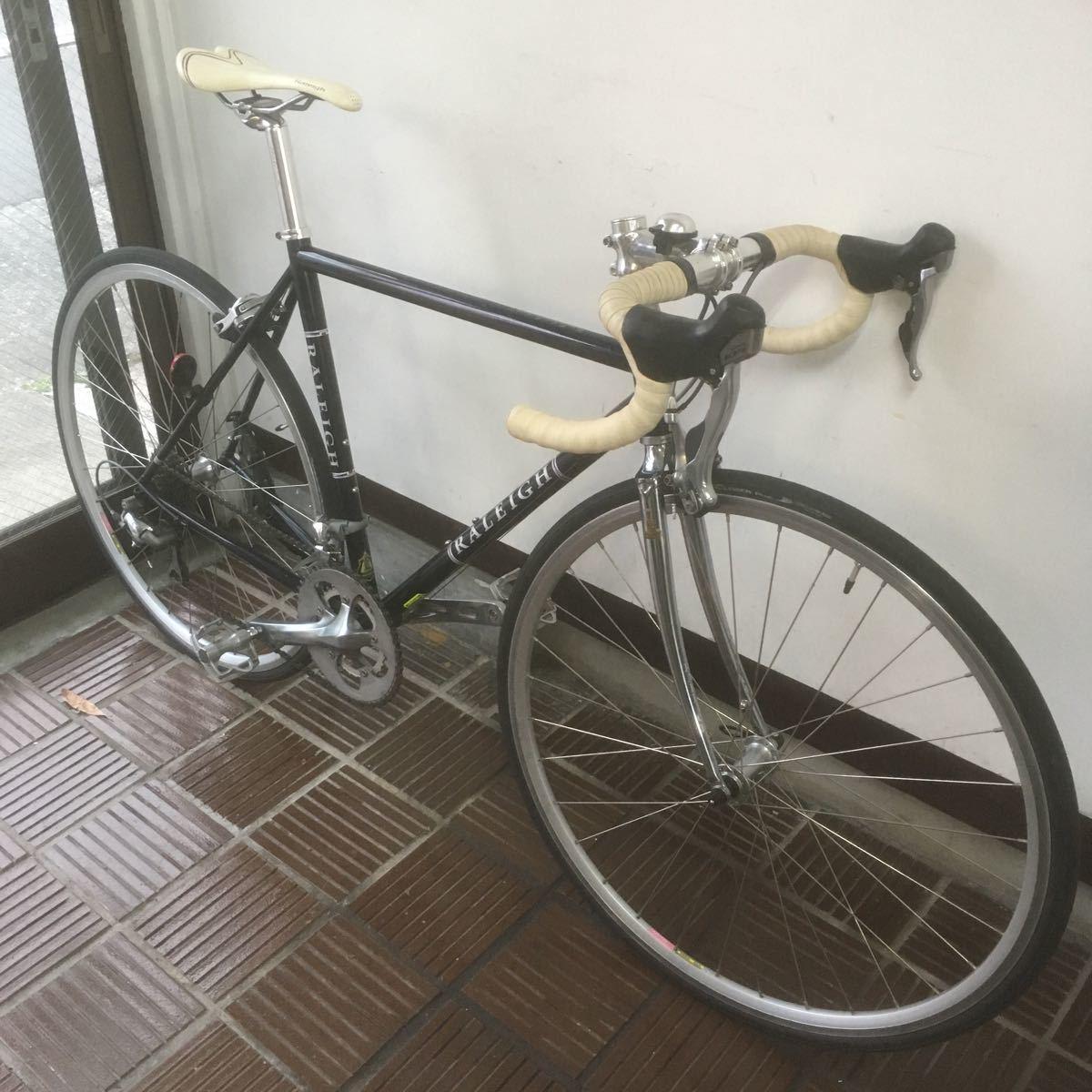 raleigh 自転車
